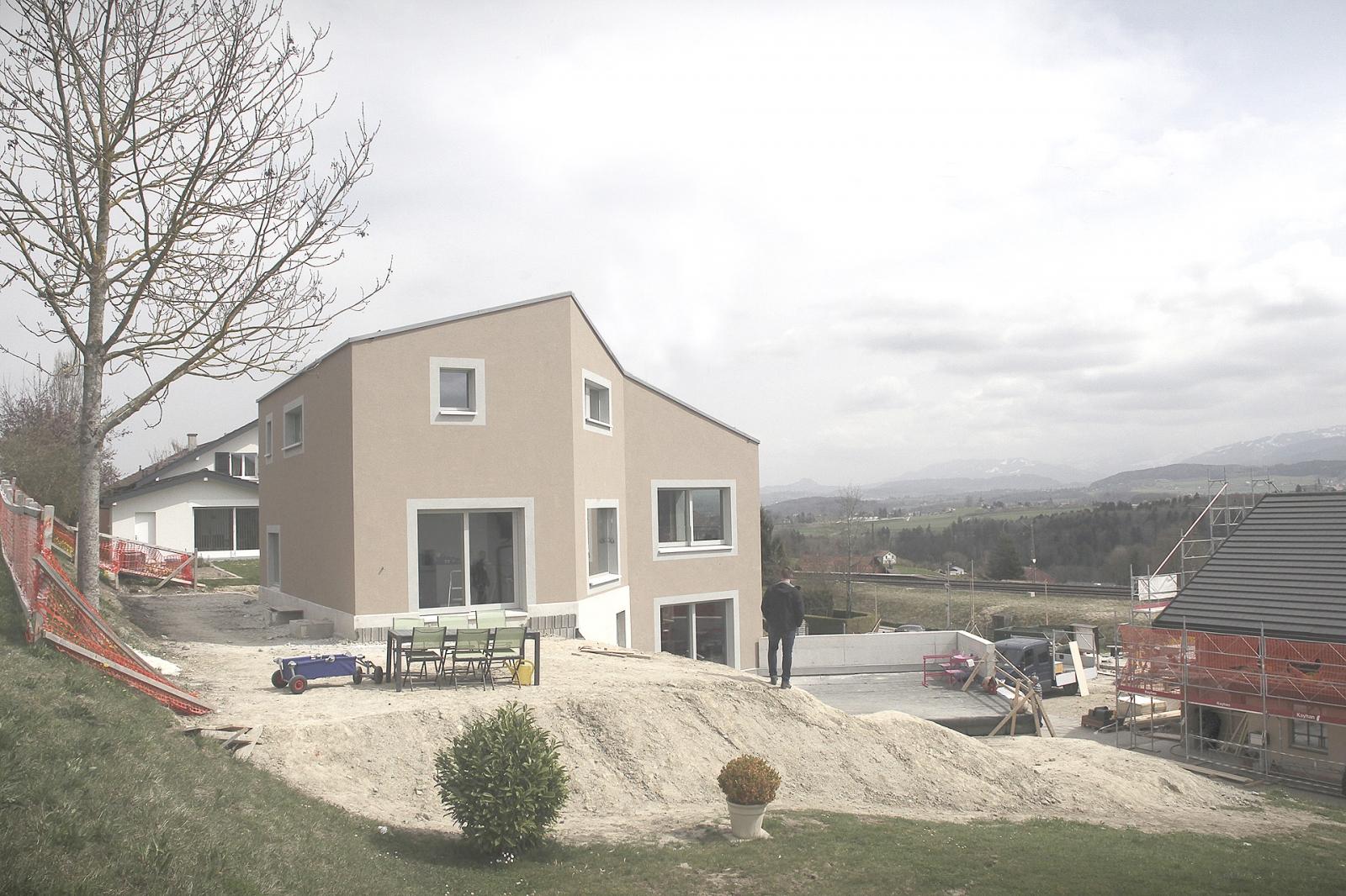 Klr architekten for Ch homes